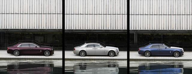 Rolls-Royce Ghost Zenith Collection: Chia tay một biểu tượng - Ảnh 2.