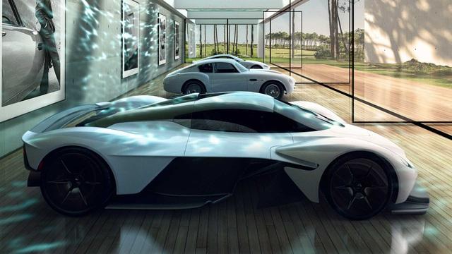 Không thể tin được, các chủ xe siêu VIP của Aston Martin có quyền yêu cầu hãng làm cho mình điều này - Ảnh 3.