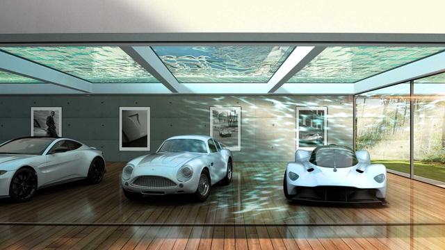 Không thể tin được, các chủ xe siêu VIP của Aston Martin có quyền yêu cầu hãng làm cho mình điều này - Ảnh 2.