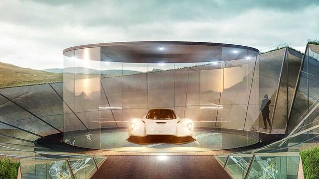 Không thể tin được, các chủ xe siêu VIP của Aston Martin có quyền yêu cầu hãng làm cho mình điều này - Ảnh 4.