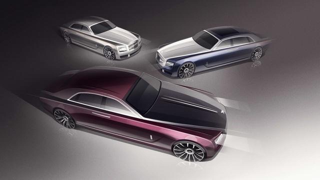 Rolls-Royce Ghost Zenith Collection: Chia tay một biểu tượng - Ảnh 1.