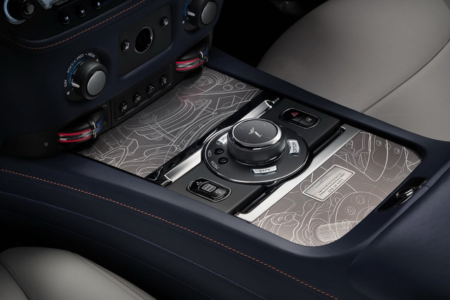 Rolls-Royce Ghost Zenith Collection: Chia tay một biểu tượng - Ảnh 4.