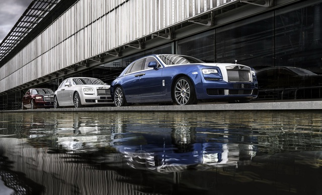 Rolls-Royce Ghost Zenith Collection: Chia tay một biểu tượng - Ảnh 9.
