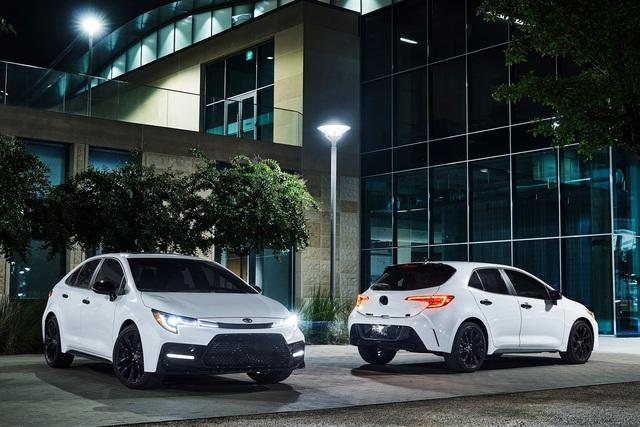 Toyota Corolla thế hệ mới sắp về Việt Nam có thêm bản thể thao Nightshade Edition - Ảnh 7.