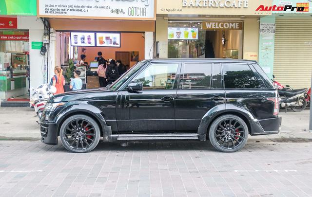 Đại gia Sài Gòn biến Range Rover thế hệ cũ giống hệt thế hệ mới nhờ độ thêm các chi tiết này - Ảnh 3.