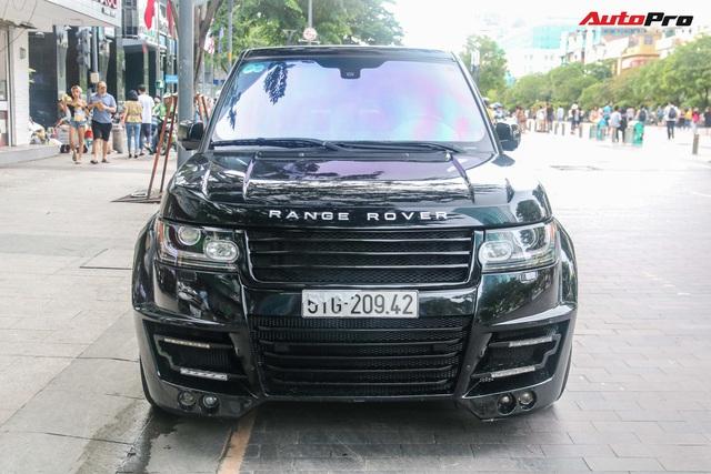 Đại gia Sài Gòn biến Range Rover thế hệ cũ giống hệt thế hệ mới nhờ độ thêm các chi tiết này - Ảnh 2.