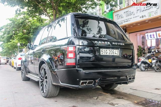 Đại gia Sài Gòn biến Range Rover thế hệ cũ giống hệt thế hệ mới nhờ độ thêm các chi tiết này - Ảnh 4.