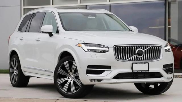 Đấu BMW X5 và Mercedes-Benz GLE, Volvo XC90 2020 giá gần 4 tỷ đồng sắp về Việt Nam - Ảnh 1.