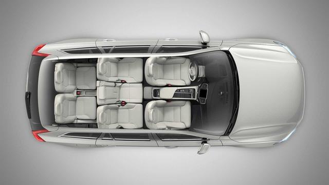 Đấu BMW X5 và Mercedes-Benz GLE, Volvo XC90 2020 giá gần 4 tỷ đồng sắp về Việt Nam - Ảnh 9.