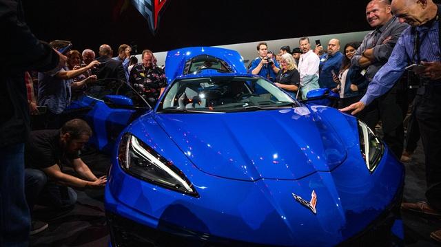 Chevrolet tuyên bố Corvette dễ dàng chạm ngưỡng 300 km/h ở mọi cấu hình