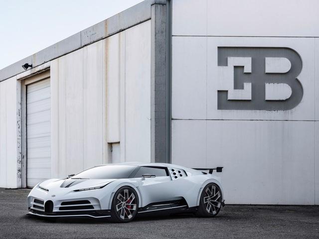 Bugatti Centodieci chính thức trình diện với giá cắt cổ - Ảnh 1.