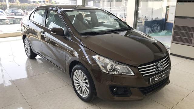 Suzuki Ciaz 2020 lên lịch về Việt Nam đấu Toyota Vios, phiên bản cũ giảm giá để 'dọn kho' - Ảnh 1.