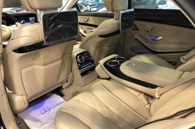 Quốc Trường 'Về nhà đi con' chốt mua Mercedes-Benz S 450 L Luxury giá gần 5 tỷ đồng để ngồi đọc sách - Ảnh 3.