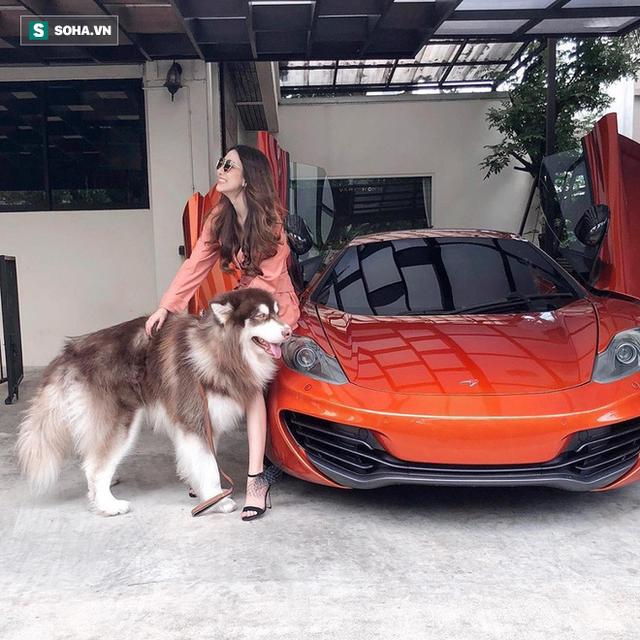 Cô gái xuất hiện bên loạt siêu xe gây sốt cộng đồng mạng: Sinh ra tại Hà Nội, nhà có 80 xe khủng và làm thiết kế xe - Ảnh 11.