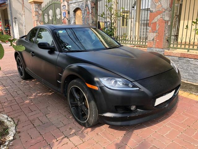 Hàng hiếm Mazda RX-8 thế hệ đầu tiên rao bán chưa tới 400 triệu, rẻ ngang Kia Morning 2019 - Ảnh 1.