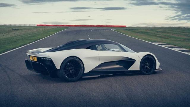 Aston Martin gây sốc khi tuyên bố muốn trở thành Ferrari Anh Quốc - Ảnh 1.