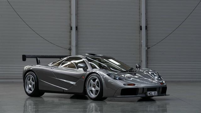 Danh hiệu xe McLaren đắt nhất thế giới vừa thuộc về tay dòng tên này - Ảnh 1.