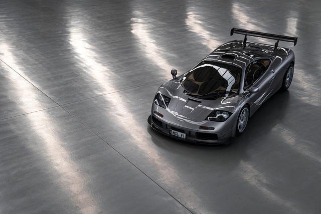 Danh hiệu xe McLaren đắt nhất thế giới vừa thuộc về tay dòng tên này - Ảnh 3.