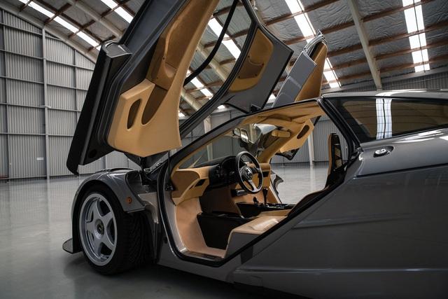 Danh hiệu xe McLaren đắt nhất thế giới vừa thuộc về tay dòng tên này - Ảnh 4.