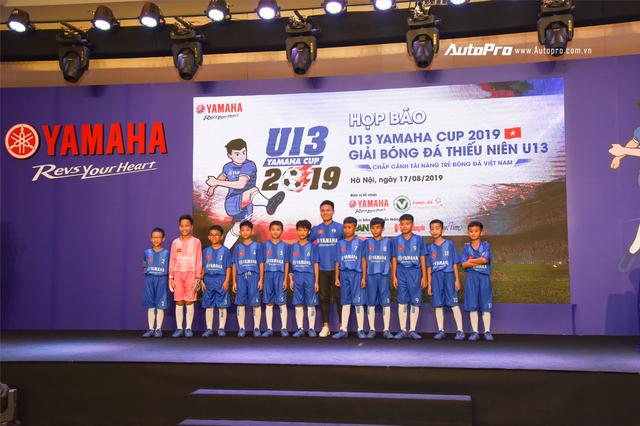 Quang Hải đồng hành cùng U13 Yamaha Cup 2019, nâng cao an toàn khi đi xe máy cho trẻ em Việt Nam - Ảnh 3.