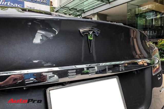 Tesla Model S 100D độc nhất Việt Nam lần đầu lăn bánh sau 6 tháng về nước - Ảnh 18.