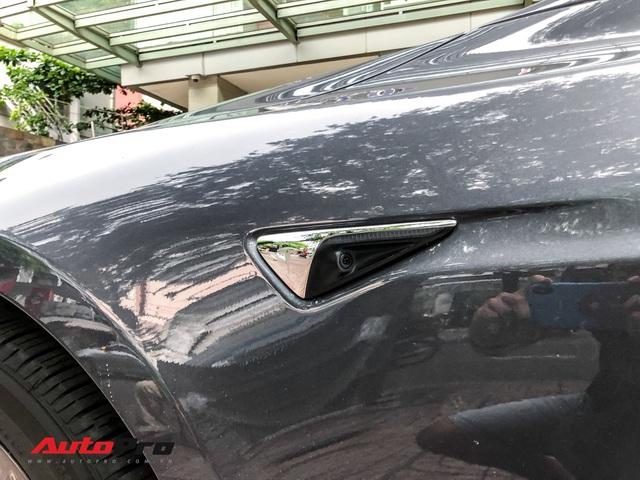 Tesla Model S 100D độc nhất Việt Nam lần đầu lăn bánh sau 6 tháng về nước - Ảnh 9.