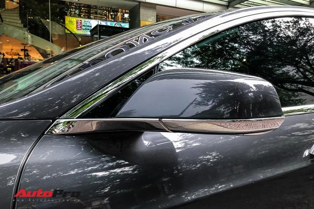 Tesla Model S 100D độc nhất Việt Nam lần đầu lăn bánh sau 6 tháng về nước - Ảnh 10.