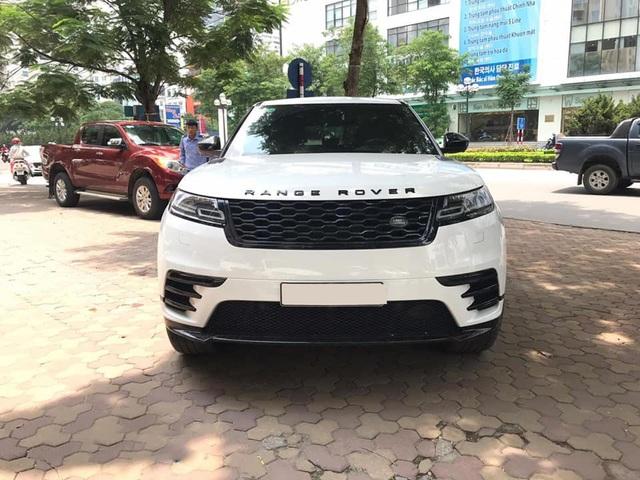 Chạy 30.000 km, SUV vạn người mê Range Rover Velar vẫn có giá hơn 5 tỷ đồng - Ảnh 5.