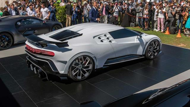 Giám đốc thiết kế Bugatti chia sẻ về siêu phẩm Centodieci và nguồn cảm hứng EB110 - Ảnh 2.