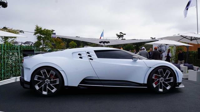 Bugatti Centodieci mui trần: Đẹp nhưng khó thành sự thật - Ảnh 4.