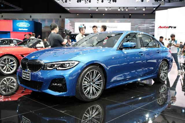 BMW 3-Series 2019 lộ diện ở đại lý, người mua chưa nhận xe đã đặt gói độ hàng trăm triệu đồng - Ảnh 5.
