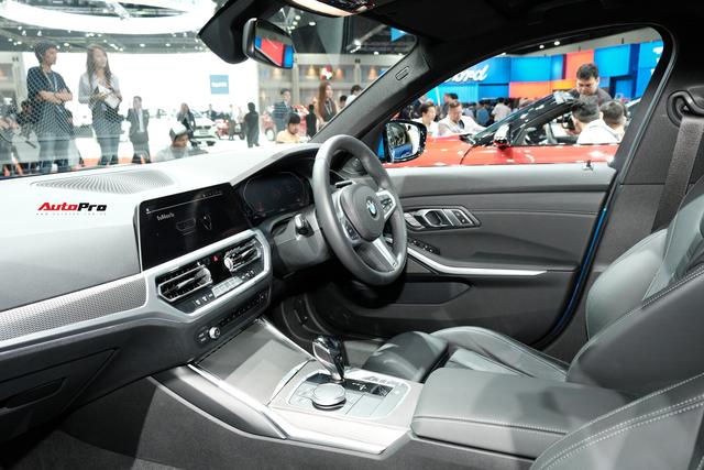 BMW 3-Series 2019 lộ diện ở đại lý, người mua chưa nhận xe đã đặt gói độ hàng trăm triệu đồng - Ảnh 9.