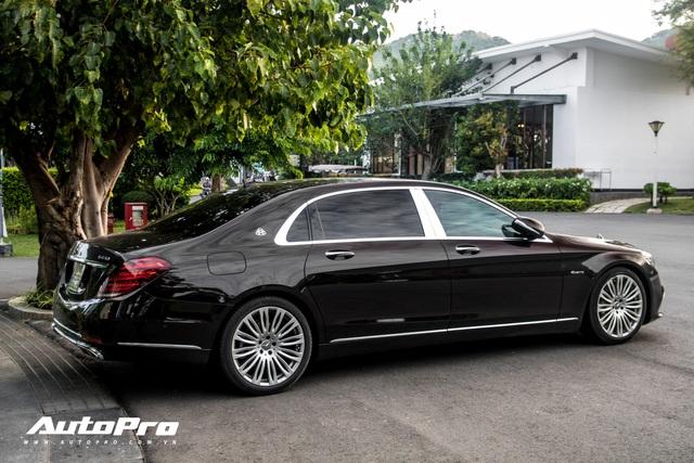 Cận cảnh Mercedes-Maybach S450 giá hơn 7 tỷ đồng mới tậu của trưởng đoàn Car Passion 2019 - Ảnh 6.