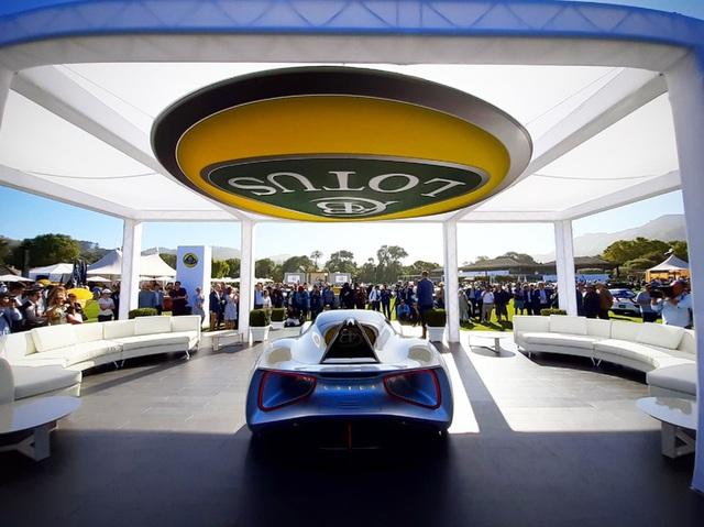 Ra mắt siêu xe 2.000 mã lực cạnh tranh siêu phẩm Bugatti Centodieci - Ảnh 1.