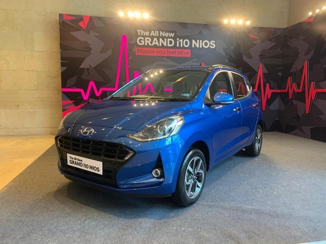 Ảnh thực tế và giá tham khảo Hyundai Grand i10 thế hệ mới sẽ về Việt Nam - Ảnh 11.