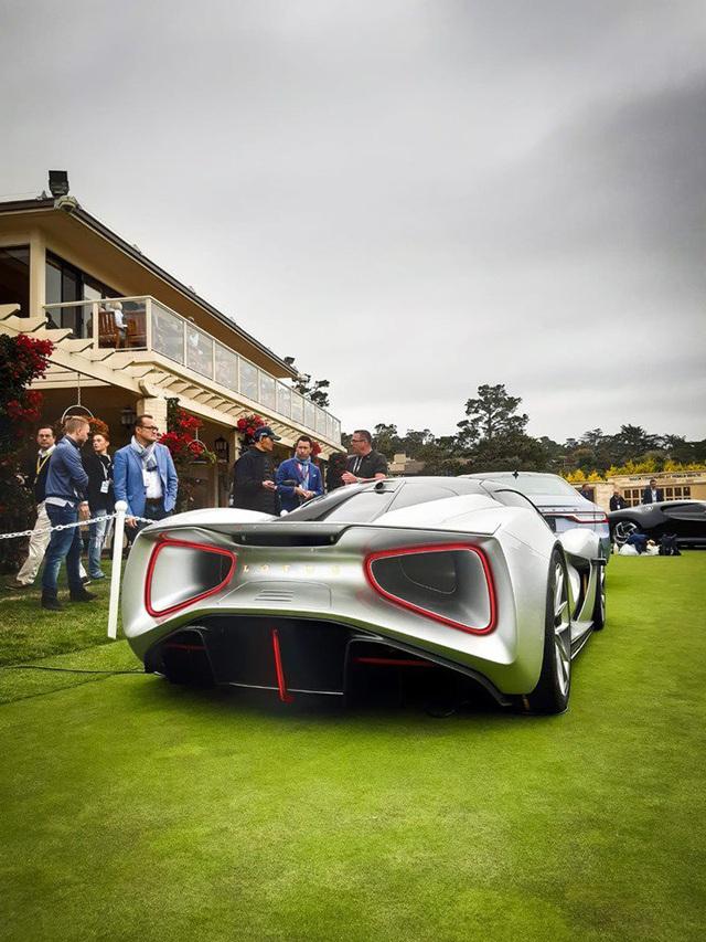 Ra mắt siêu xe 2.000 mã lực cạnh tranh siêu phẩm Bugatti Centodieci - Ảnh 4.