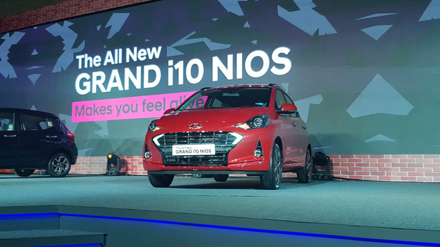 Ảnh thực tế và giá tham khảo Hyundai Grand i10 thế hệ mới sẽ về Việt Nam - Ảnh 1.