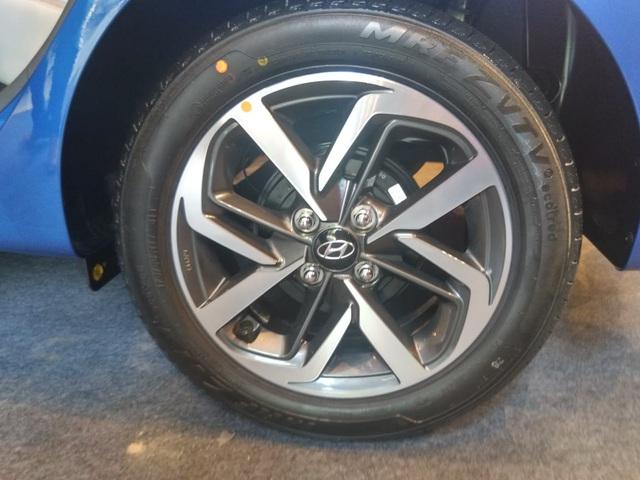 Ảnh thực tế và giá tham khảo Hyundai Grand i10 thế hệ mới sẽ về Việt Nam - Ảnh 12.
