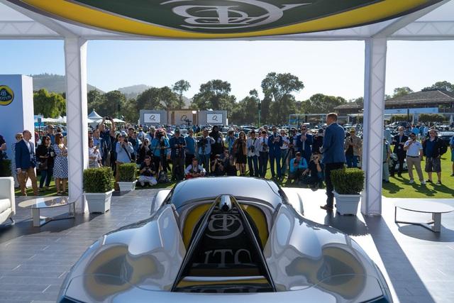 Ra mắt siêu xe 2.000 mã lực cạnh tranh siêu phẩm Bugatti Centodieci - Ảnh 5.