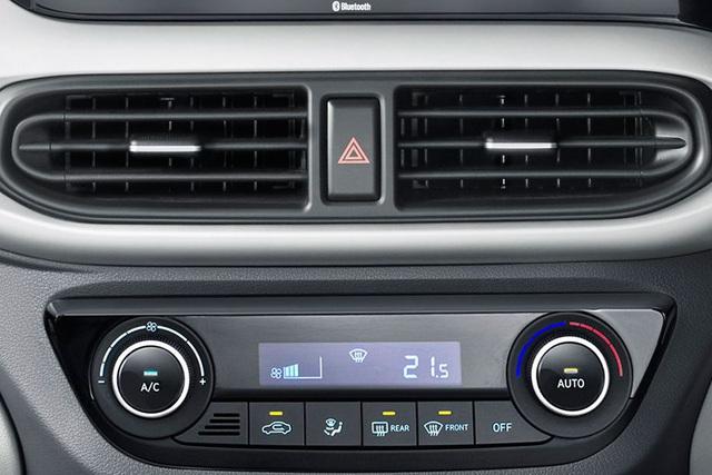 Xem trọn bộ ảnh Hyundai Grand i10 Nios 2019, giá khởi điểm 6.950 USD - Ảnh 10.