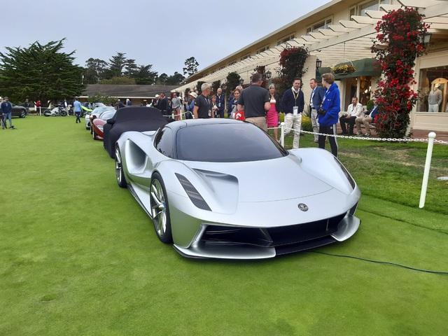 Ra mắt siêu xe 2.000 mã lực cạnh tranh siêu phẩm Bugatti Centodieci - Ảnh 2.