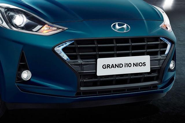 Xem trọn bộ ảnh Hyundai Grand i10 Nios 2019, giá khởi điểm 6.950 USD - Ảnh 1.