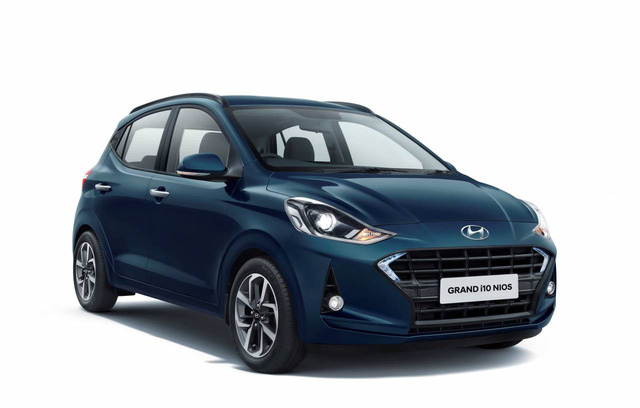Ảnh thực tế và giá tham khảo Hyundai Grand i10 thế hệ mới sẽ về Việt Nam - Ảnh 6.
