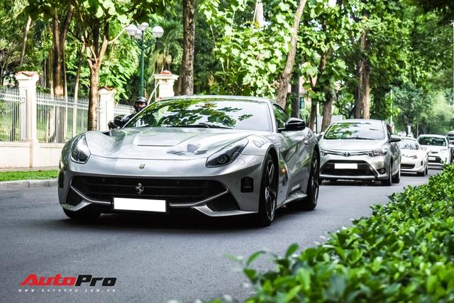 Ông Đặng Lê Nguyên Vũ bán Ferrari F12berlinetta, thay máu dàn xe, chuẩn bị cho Hành trình từ trái tim 2020? - Ảnh 2.
