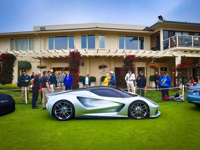 Ra mắt siêu xe 2.000 mã lực cạnh tranh siêu phẩm Bugatti Centodieci - Ảnh 3.