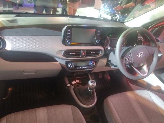 Ảnh thực tế và giá tham khảo Hyundai Grand i10 thế hệ mới sẽ về Việt Nam - Ảnh 4.
