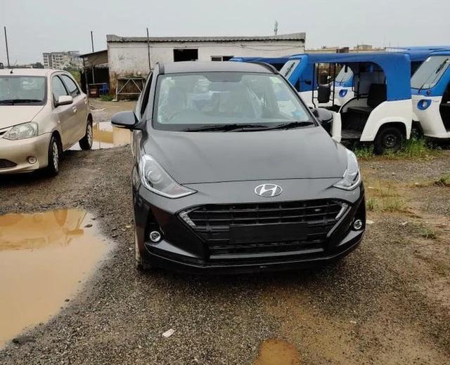 Hyundai Grand i10 Nios 2019 lộ diện tại đại lý trước giờ ra mắt - Ảnh 2.