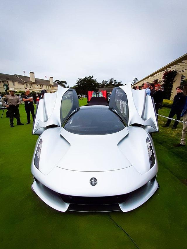 Ra mắt siêu xe 2.000 mã lực cạnh tranh siêu phẩm Bugatti Centodieci - Ảnh 6.