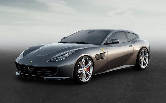 Sẽ có nhiều mẫu xe Ferrari rất khác ra mắt trong thời gian tới - Ảnh 1.