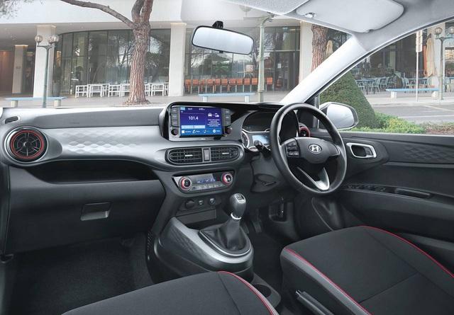 Ảnh thực tế và giá tham khảo Hyundai Grand i10 thế hệ mới sẽ về Việt Nam - Ảnh 10.